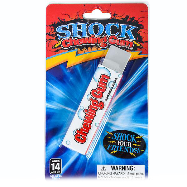Shock - Chewing Gum 3.5""