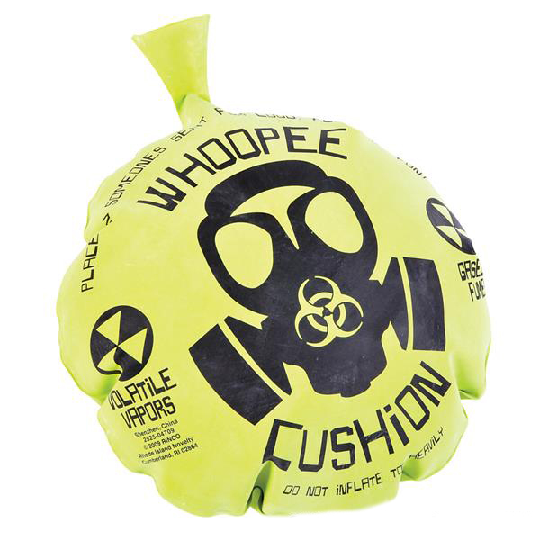 "Whoopee Cushion - 12"" Mighty"
