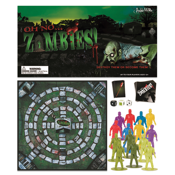 Board Game - Oh No...Zombies!