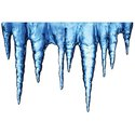 Magnet - Jumbo Icicles 2 pack