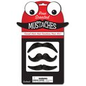 Mustache - Rose Scented 3 pack
