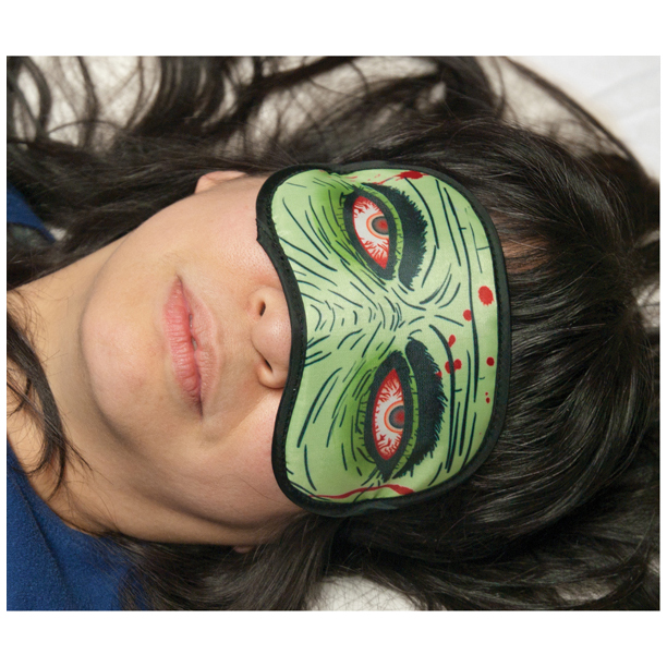 Sleep Mask - Zombie