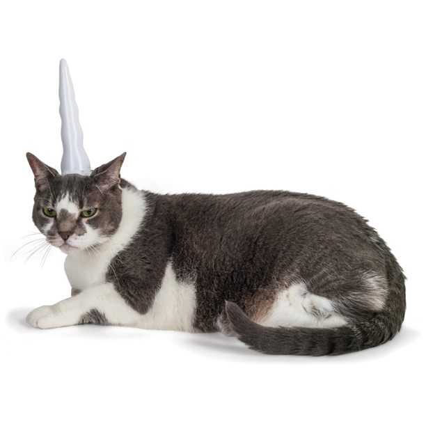 Inflatable - Unicorn Horn For Cats