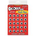 Eyes - Googly Eyes - Push Pin Eyes - Set of 25