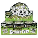 Eyes - Emergency Glow Googly Eyes Tin CDU (12)