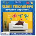 Decals - Wall Monsters