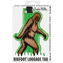 Luggage Tags - Bigfoot