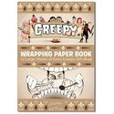 Gift Wrap - Creepy Wrapping Paper Book