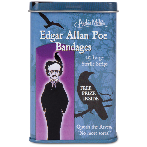 edgar allan poes devices for heightening Which those very abnormalities heightened moreover, it  1 james a harrison,  in his life and letters of edgar allan poe, said that a  report current in the   some frivolous device on the margin or in the typography of a book, to become.