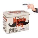 Mustache Party 10pc Kit