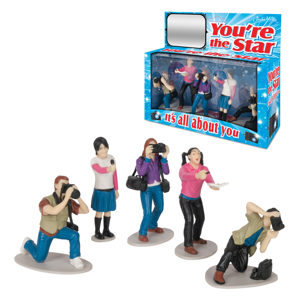 "Playset - ""You're the Star!"" 5pc Set"
