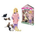 Action Figure - Crazy Cat Lady