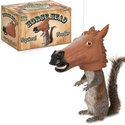 Squirrel Feeder - Horse Head