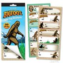 Gift Tag Stickers - Big Foot