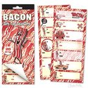 Gift Tag Stickers - Bacon
