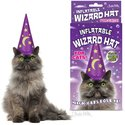 Inflatable - Wizard Hat For Cats