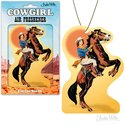 Air Freshener - Cowgirl