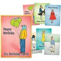 Cards - Birthday - Boxed Set