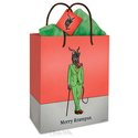 Gift bag - Krampus