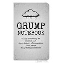 Notebook - Large Grump