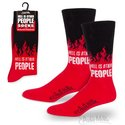 Socks - Hell is Other Peoples Feet