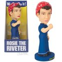 Dashboard - Rosie the Riveter Nodder