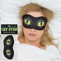 Sleep Mask - Cat Eyes