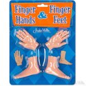 Finger Puppets - Hand Foot Set