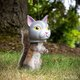 Squirrel Feeder Cat Head