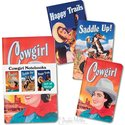 Notebooks - Cowgirl - Set Of 3