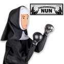 Punching Puppet - Nun