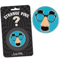 Enamel Pin - Disguise Glasses