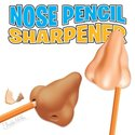 Nose Pencil Sharpener