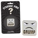 Enamel Pin - Grump