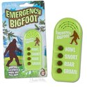 Emergency - Bigfoot