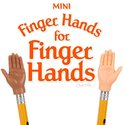 Finger Puppet - MINI Finger Hands CDU(144)
