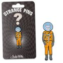 Enamel Pin - Cat Astronaut