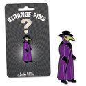 Enamel Pin - Plague Doctor