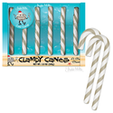 Candy Canes - Clamdy Cane ............... **SOLD OUT FOR 2018**