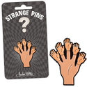 Strange Pin - Finger Hands
