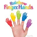Finger Puppet - Finger Hands Rainbow