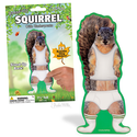 Dress Up - Squirrel with Underpants