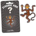 Strange Pin - Lucky Monkey