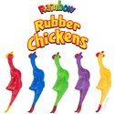 "Rubber Chicken 3""- Rainbow CDU(72)"