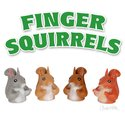Finger Puppet - Squirrels CDU(48)